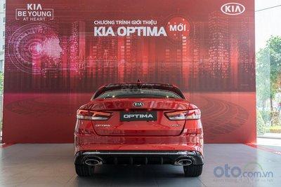 Ảnh chi tiết Kia Optima 2019 2a