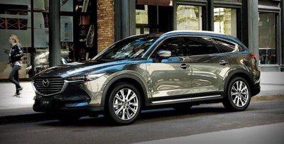 Chi tiết bảng giá sau ưu đãi của Mazda CX-8 2019 rò rỉ từ đại lý.