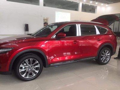 Cận cảnh Mazda CX-8 2019 phiên bản CKD đã hoàn thiện - Ảnh 4.