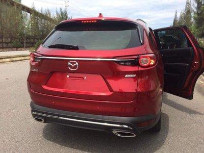 Cận cảnh Mazda CX-8 2019 phiên bản CKD đã hoàn thiện - Ảnh 1.