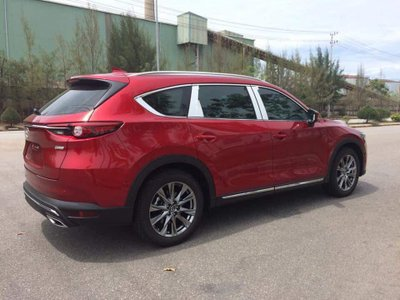 Cận cảnh Mazda CX-8 2019 phiên bản CKD đã hoàn thiện - Ảnh 2.