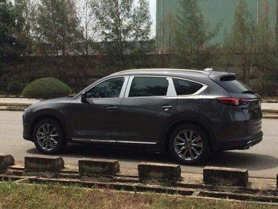 Cận cảnh Mazda CX-8 2019 phiên bản CKD đã hoàn thiện - Ảnh 5.