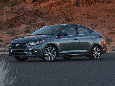 Hyundai Accent thế hệ thứ 5.