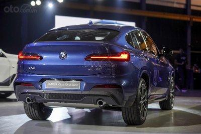 BMW X4 2019 quyến rũ