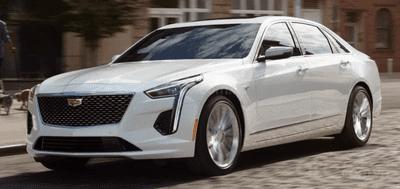 Cadillac CT6 2020 chốt giá 1,4 tỷ đồng tại Mỹ, tăng 200 triệu so với trước