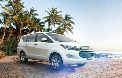 Ngoại thất Toyota Innova 2019 tại Việt Nam...