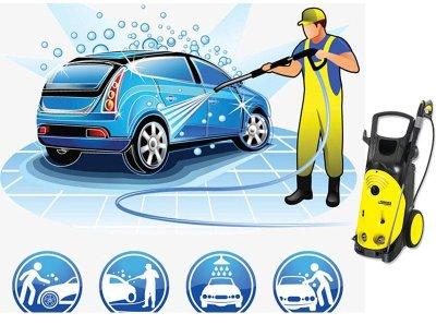 Những thiết bị quan trọng để lắp đặt trạm rửa xe chuyên nghiệp 2a