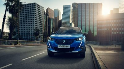 Peugeot 2008 2020 hoàn toàn lộ diện.