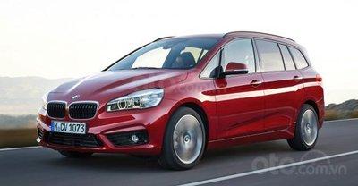 BMW sắp khai tử dòng xe MPV của hãng