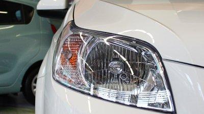 Đèn pha Halogen trên ô tô...