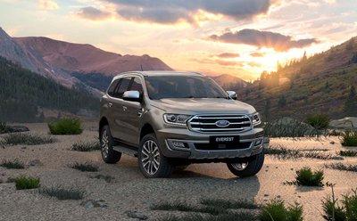 Xe SUV có ưu điểm về thiết kế khỏe khoắn, không gian rộng và vận hành mạnh mẽ.