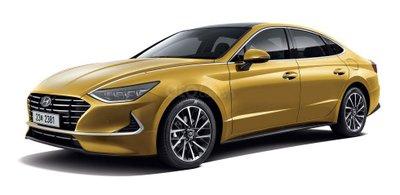 Hyundai Sonata thế hệ thứ 8.