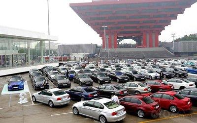 Trung Quốc và bài toàn giảm khí thải nhưng vẫn bán được nhiều xe.