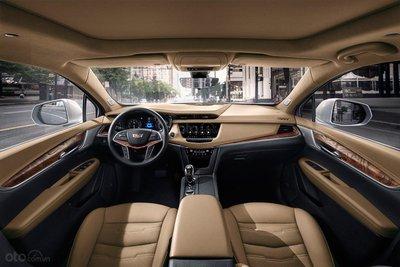 Cadillac XT5 2020 cập nhật mới