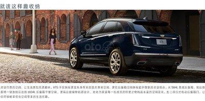 Cadillac XT5 2020 facelift ấn tượng