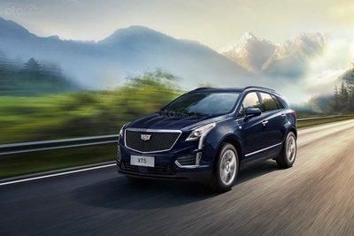Cadillac XT5 2020 facelift ra mắt tại Trung Quốc