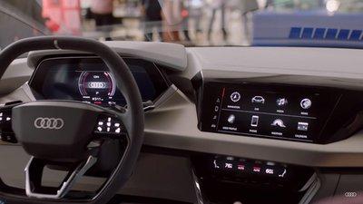 Audi e-tron GT sánh đôi với Spider-Man trong bộ phim bom tấn sắp công chiếu a6