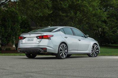 Nissan Altima 2020 / Nissan Teana 2020 an toàn hơn nữa