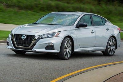 Nissan Altima 2020 / Nissan Teana 2020 đẩy nhẹ giá vẫn còn hấp dẫn
