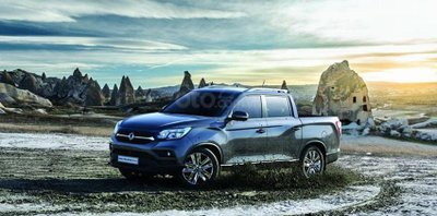 Ssangyong Musso Grand 2020 cập bến Philippines chào giá 748 triệu, đối mặt Ford Ranger