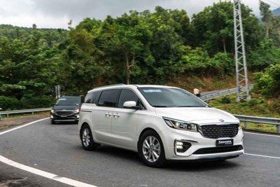 Thông số kỹ thuật xe Kia Sedona 2019 a1