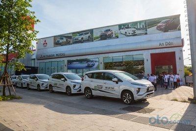 """cuộc thi """"Thử thách Lái xe tiết kiệm nhiên liệu – Eco Drive Challenge cùng Mitsubishi Xpander"""" đã đền vòng chung kết."""