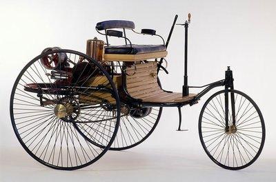 Benz Patent Motorwagen là ô tô sử dụng động cơ đốt trong đầu tiên trên thế giới.