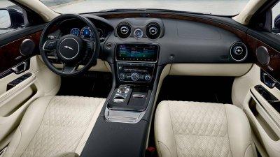 Jaguar XJ 2020 thế hệ mới vẫn gắn bó người dùng