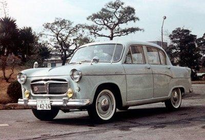 Subaru 1500 là mẫu xe đầu tiên mà hãng xe Nhật Subaru sản xuất.