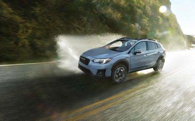 Subaru Crosstrek được đánh giá là mẫu xe bền bỉ nhất của hãng xe Nhật.