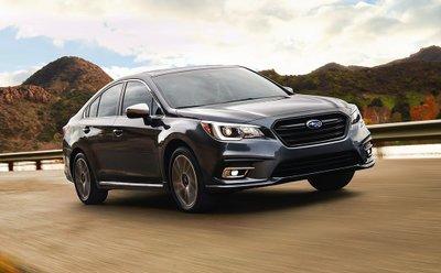 Subaru Legacy được kỳ vọng sẽ làm nên chuyện trong thời gian tới.