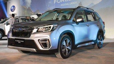 Giá xe Subaru Forester 2019 chưa ra mắt đã có ưu đãi.