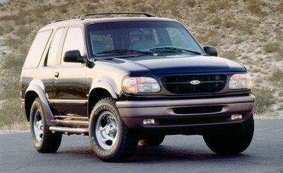 Ford Explorer động cơ V6 SOHC