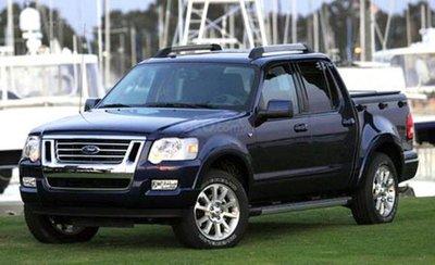 Ford Explorer Sport Trac mới