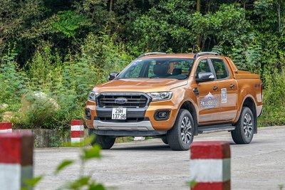 Thông số kỹ thuật Ford Ranger 2019.