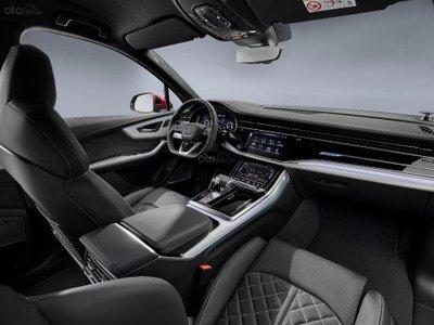 Audi Q7 2020 nội thất