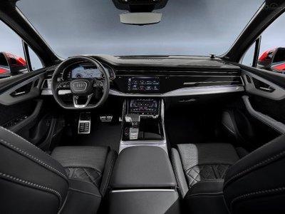Audi Q7 2020 nội thất 3