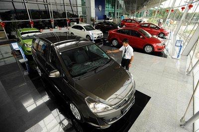 Doanh số xe tháng 5/2019 tại Malaysia tăng 41%