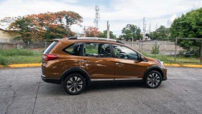 Honda BR-V 2019 subcompact SUV