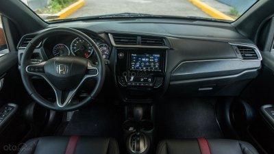 Honda BR-V 2019 cập nhật tính năng đáng giá
