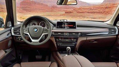 Thông số kỹ thuật xe BMW X5 2019 tại Việt Nam a3