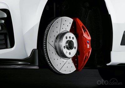 BMW 3-Series Touring hệ thống phanh