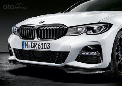 BMW 3-Series Touring lưới tản nhiệt