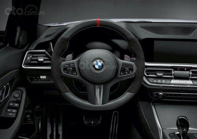 BMW 3-Series Touring - vô lăng