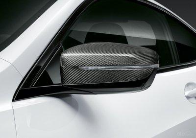 BMW 8-Series Grand Coupe - gương chiếu hậu