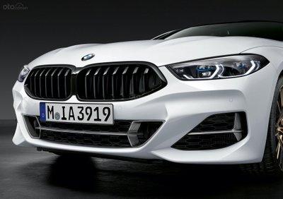 BMW 8-Series Gran Coupe lưới tản nhiệt