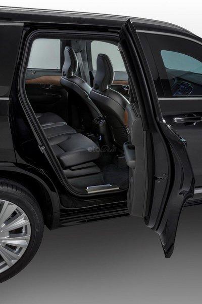 Volvo XC90 2020 Amoured bọc thép đúng nghĩa
