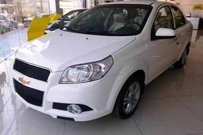 Thong Số Kỹ Thuật Xe Chevrolet Aveo