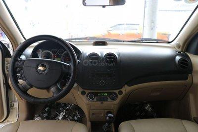 Thông số kỹ thuật xe Chevrolet Aveo  a4