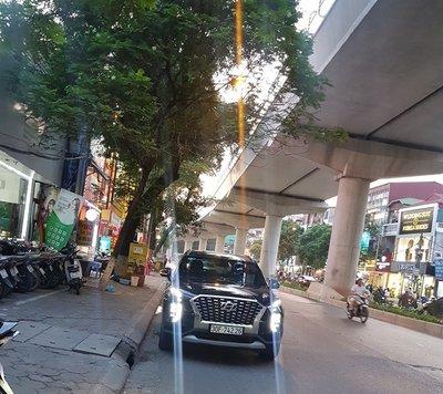 Hyundai Palisade 2019 thứ 2 ra biển số tại Việt Nam a2